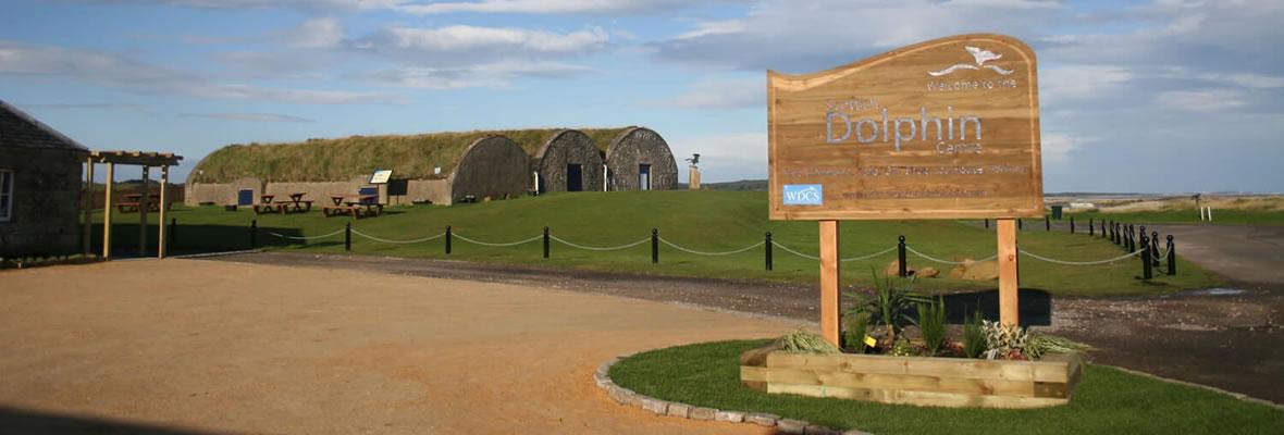 Scottish Dolphin Centre - Spey Bay, Moray Firth